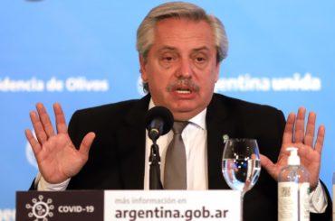 argentina governo espropriazione grupo vicentin cereali
