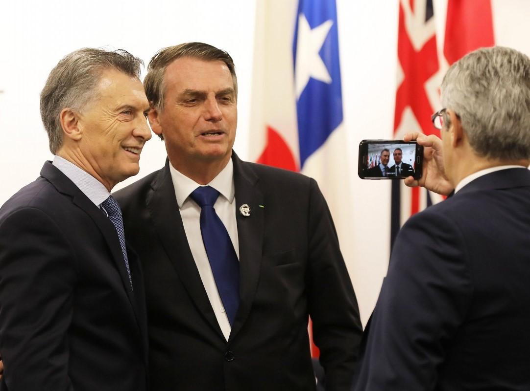 Alberto Fernández argentina bolsonaro brasile