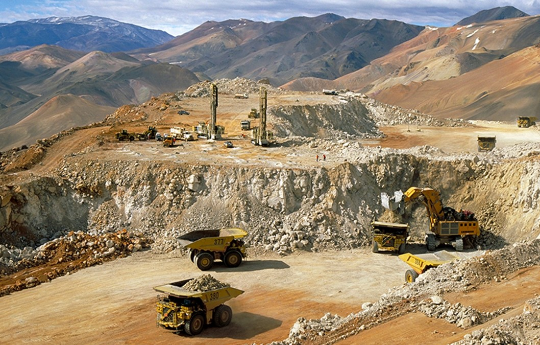 minerali argentina export oro litio