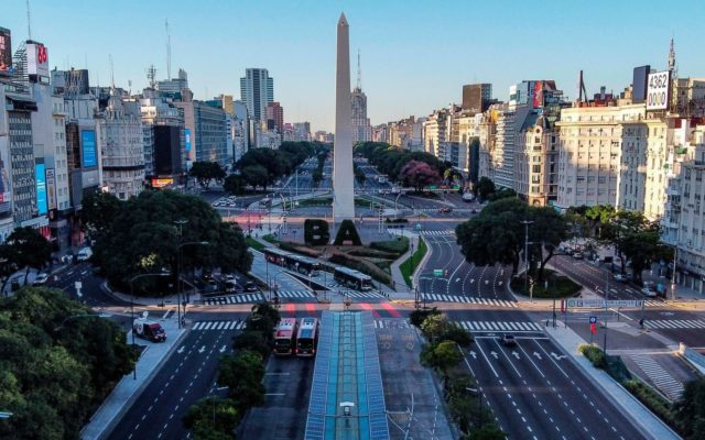 coronavirus argentina misure crollo pil economia 2020