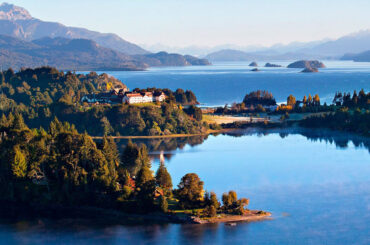 patagonia argentina bariloche lago nahuel huapi isla victoria