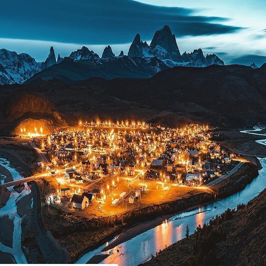 el chaltén patagonia argentina montagne natura turismo