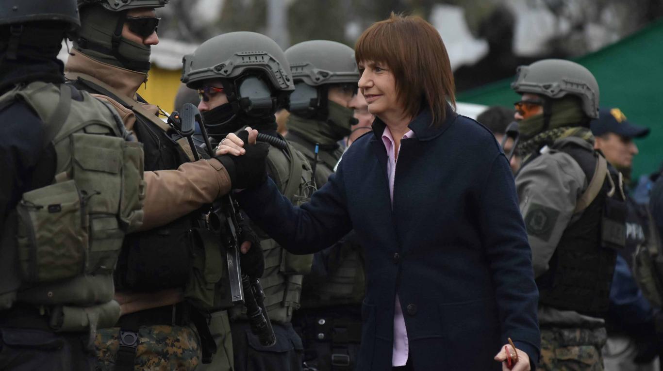 argentina patricia bullrich gabriela michetti