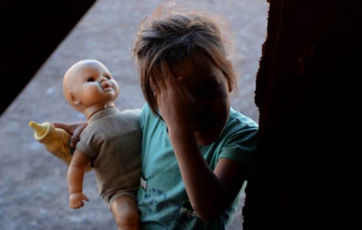 Povertà infantile in Argentina