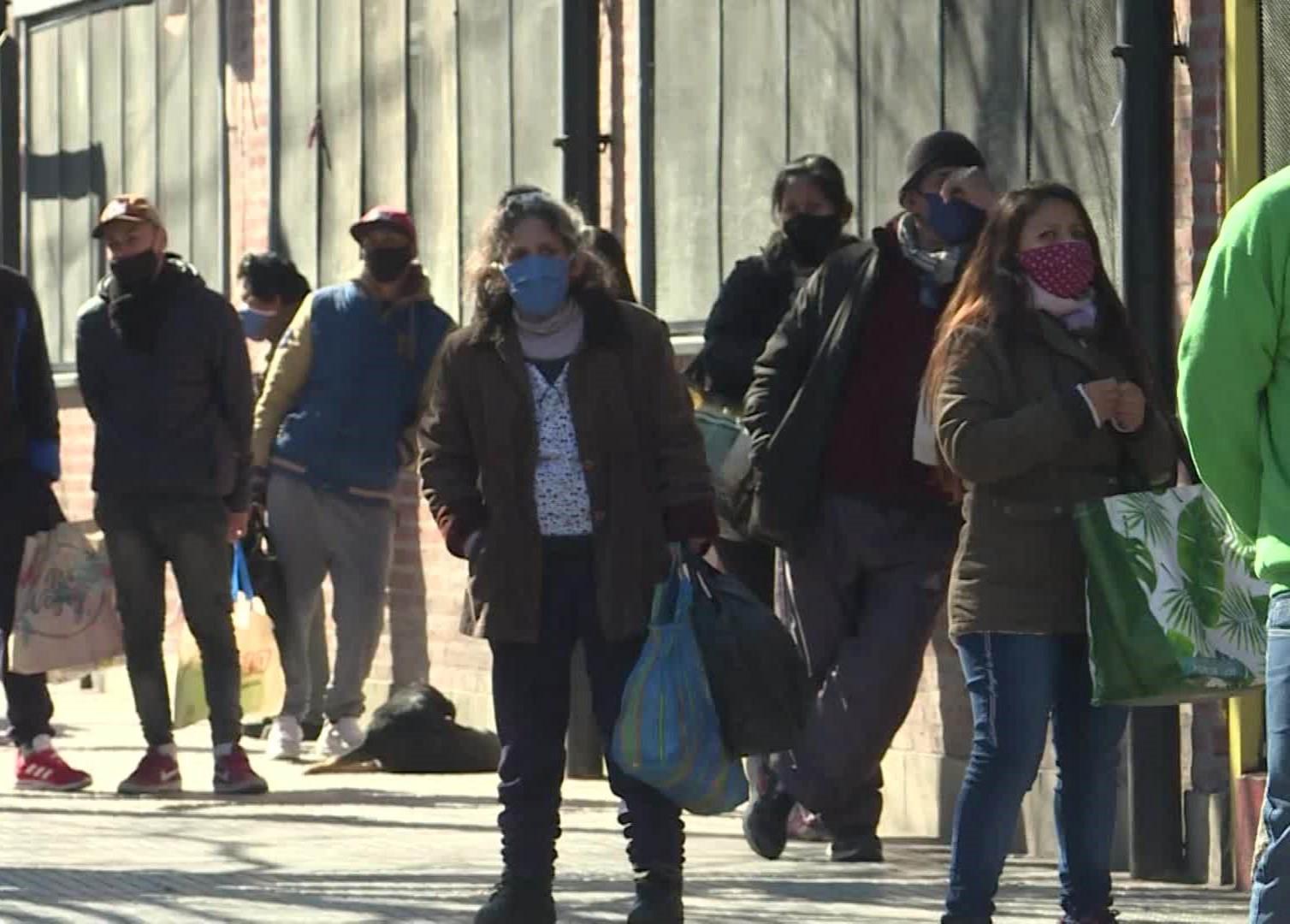 aumento povertà in argentina primo semestre 2020 crisi