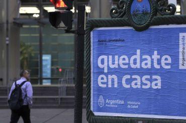 coronavirus argentina quarantena
