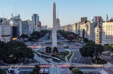 argentina quarantena coronavirus buenos aires foto