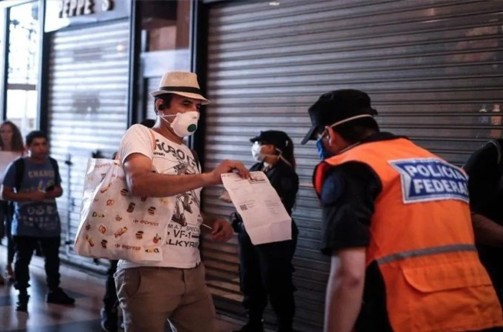 argentina coronavirus quarantena economia pil