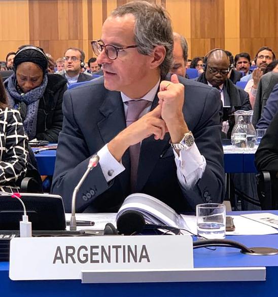 rafael grossi aiea ambasciatore argentino vienna
