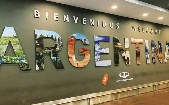 argentina riapertura frontiere stranieri 1 novembre voli