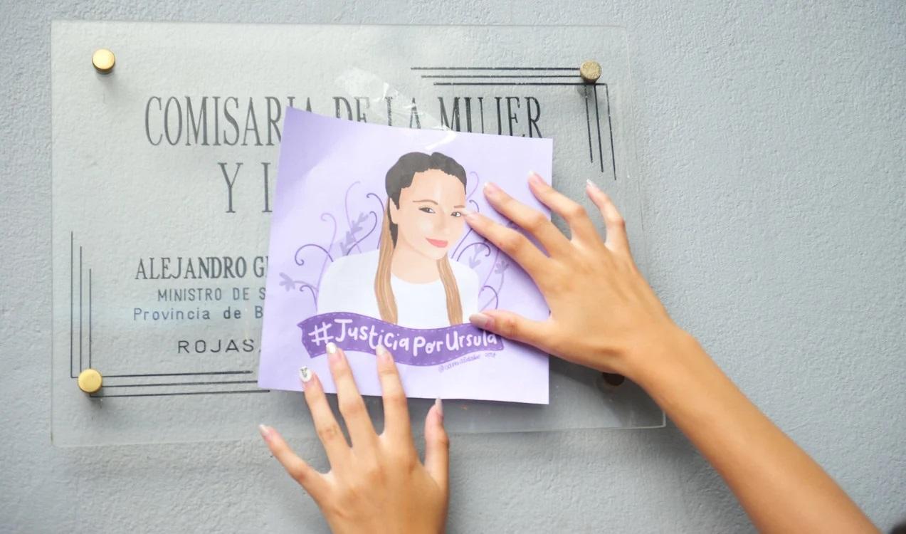 femminicidio argentina rojas ursula Bahillo