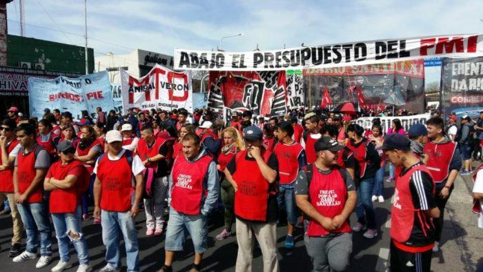 argentina sciopero