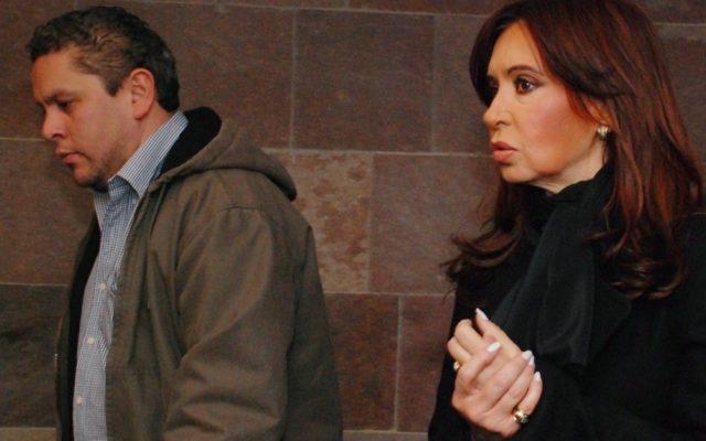 argentina scomparso ex segretario cristina kirchner