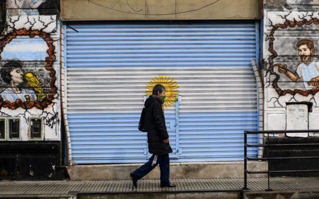 argentina coronavirus seconda ondata misure aprile coprifuoco chiusure