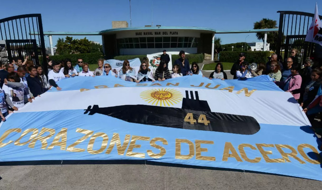 ara san juan sottomarino argentino indennizzo famiglie vittime