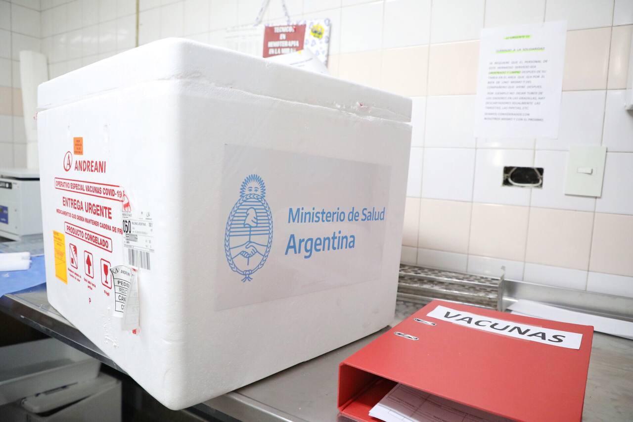 argentina vaccinazione covid situazione dati paese vaccini