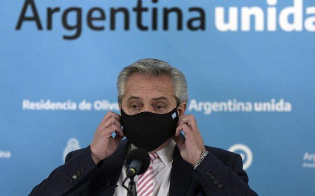 coronavirus argentina vaccino russia sputnik v