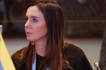 argentina ambasciatore venezuela elisa trotta credenziali guaidó