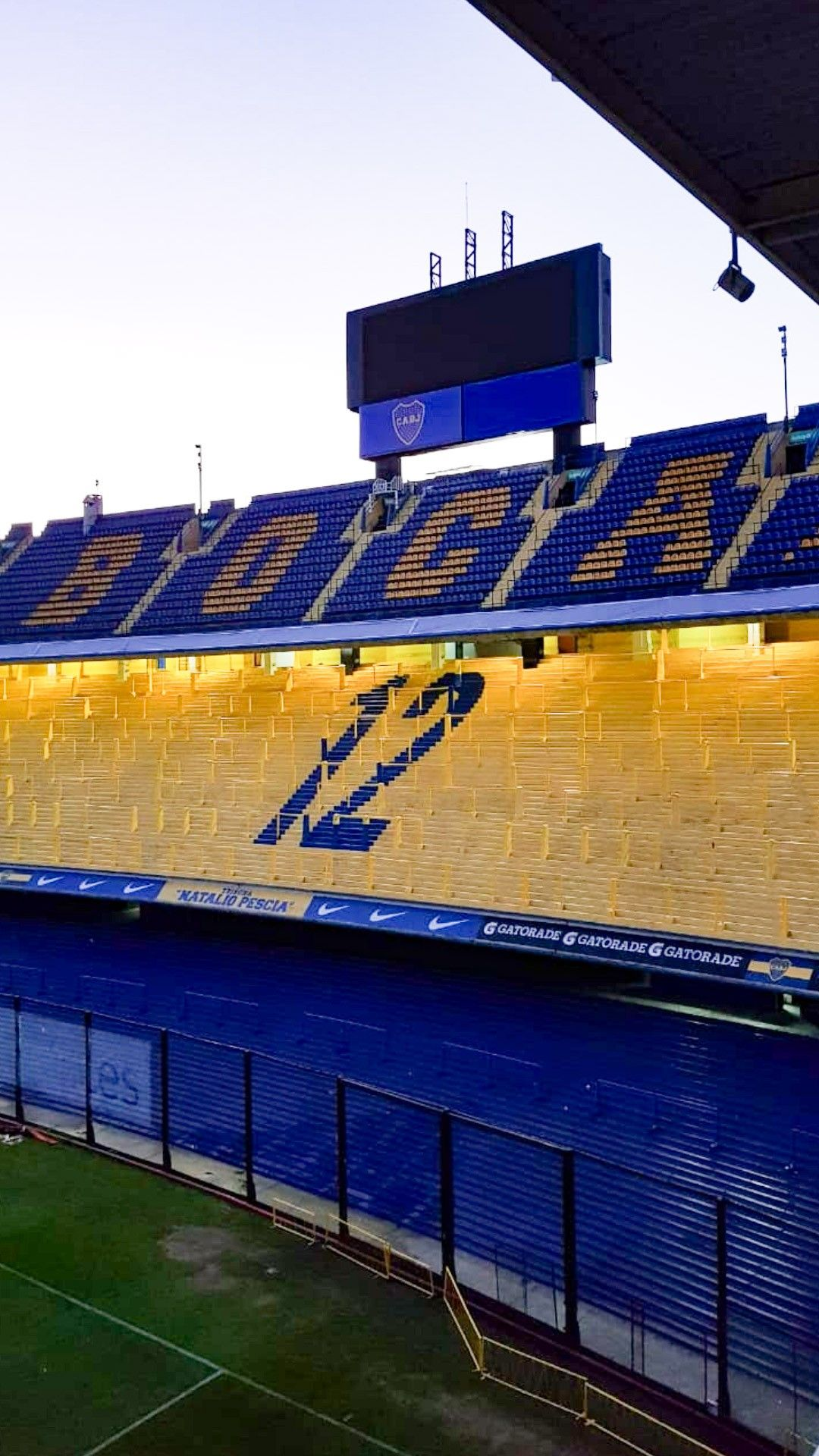 bombonera 360 nuovo stadio boca juniors progetto ameal