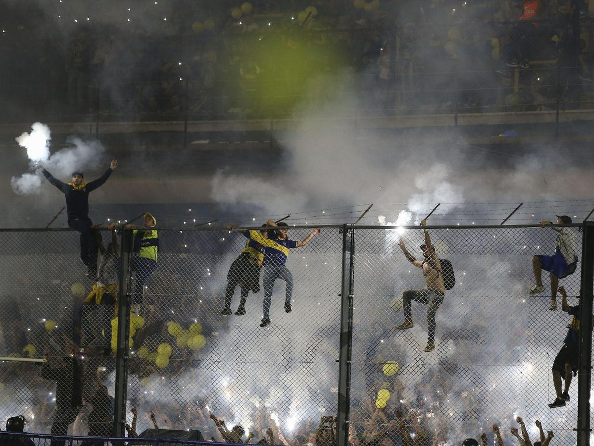 bombonera boca juniors stadi caldi passione france football