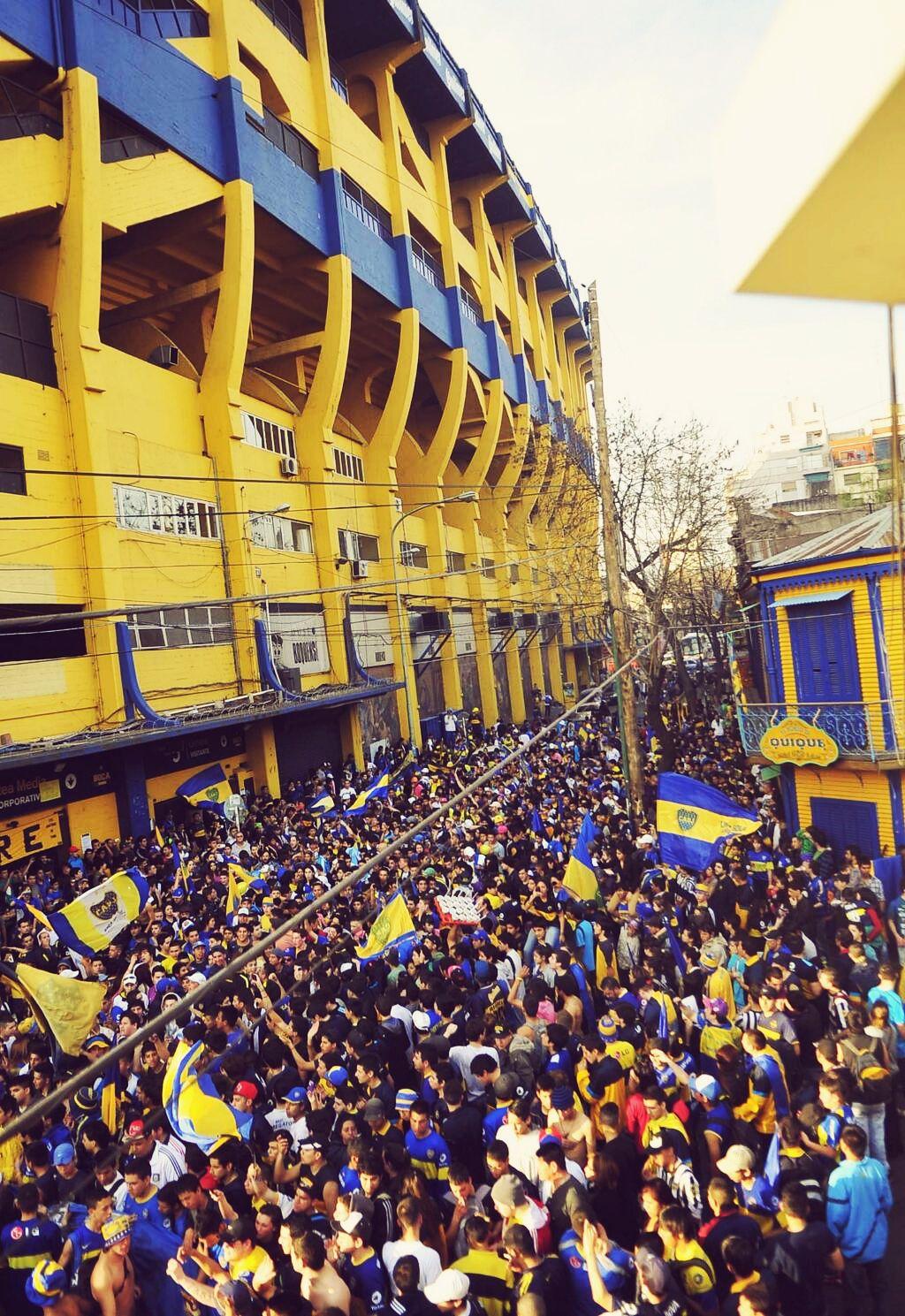 bombonera boca juniors migliori stadi mondo sondaggio marca 2020