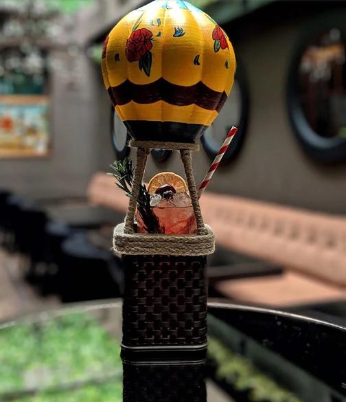 the World's 50 Best Bars buenos aires floreria atlantico