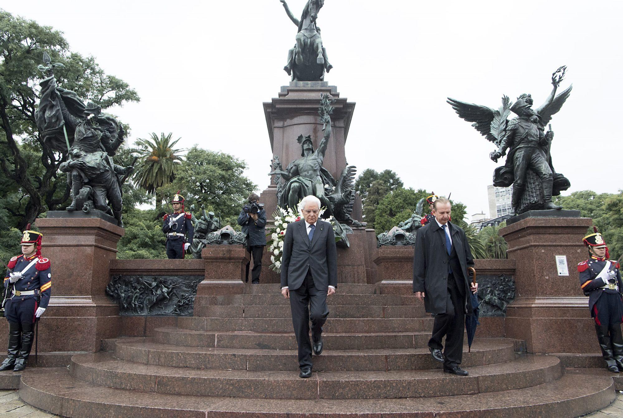 argentina josé de san martín 170 anniversario morte