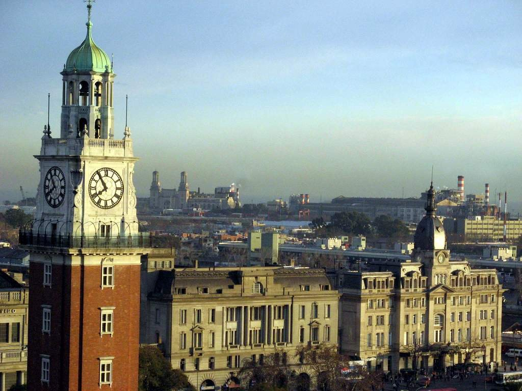 torre de los ingleses buenos aires visite torre monumental