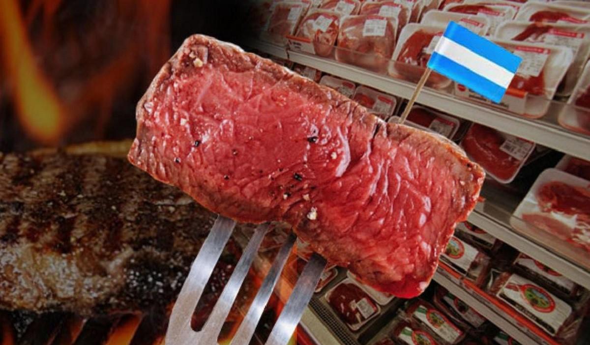 carne argentina export