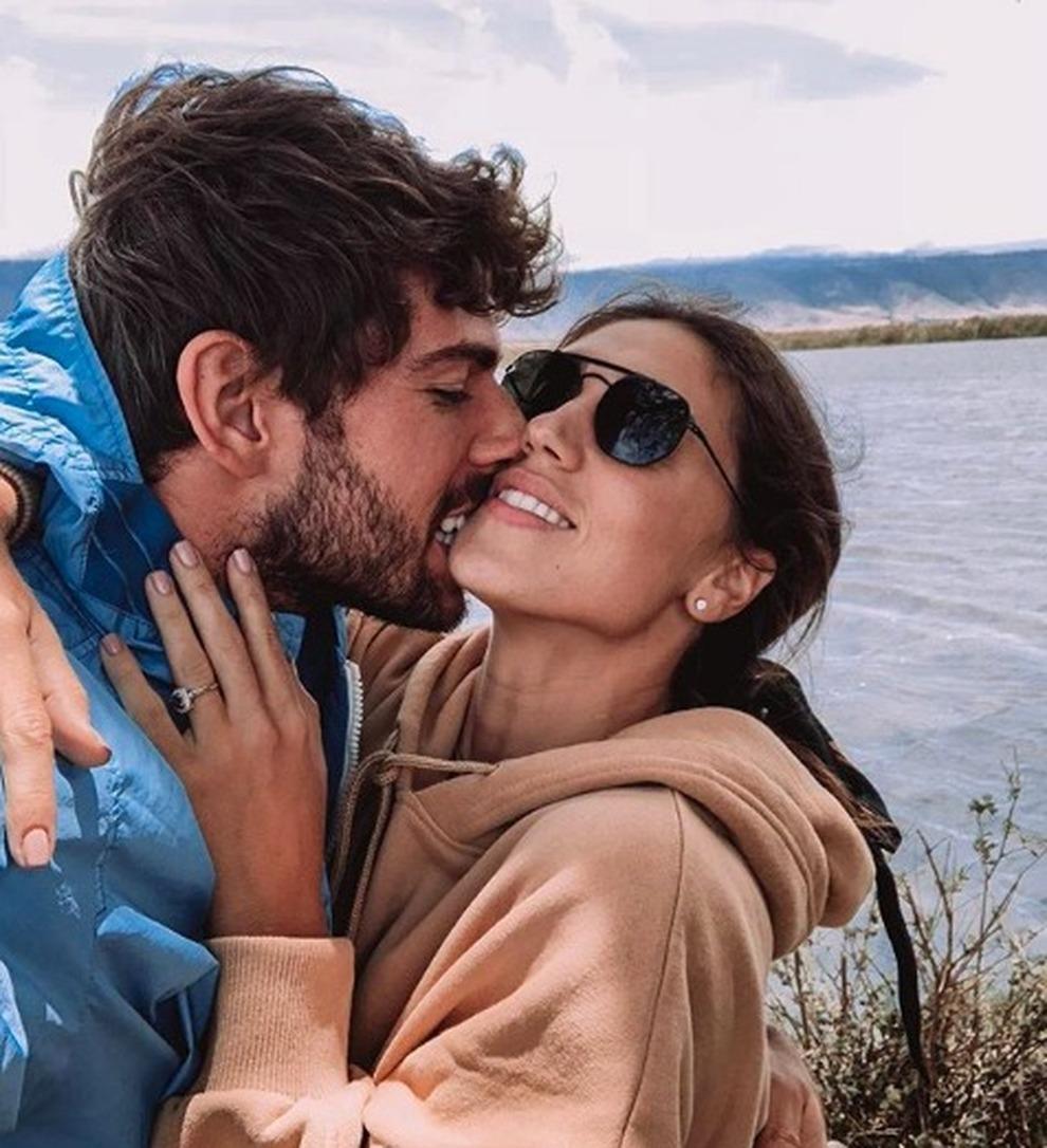 cecilia rodríguez ignazio moser matrimonio cecilia ignazio si sposano