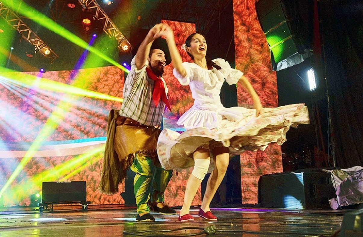 ballo chamamé argentina dichiarato patrimonio umanità unesco