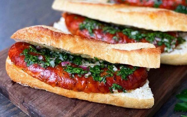carne argentina choripan migliori panini mondo tasteatlas