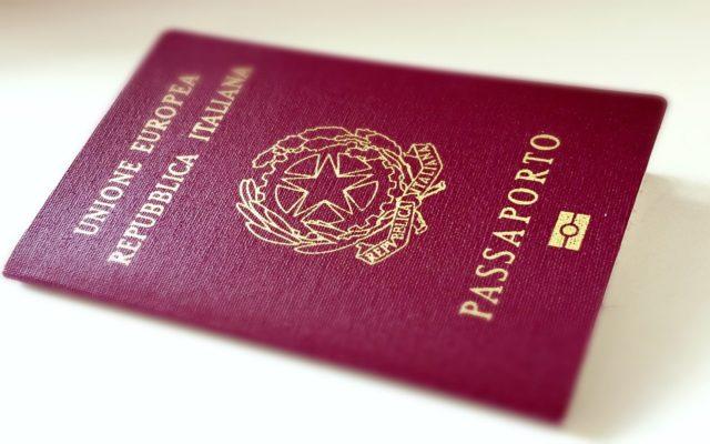 cittadinanza italiana in argentina passaporti 2019
