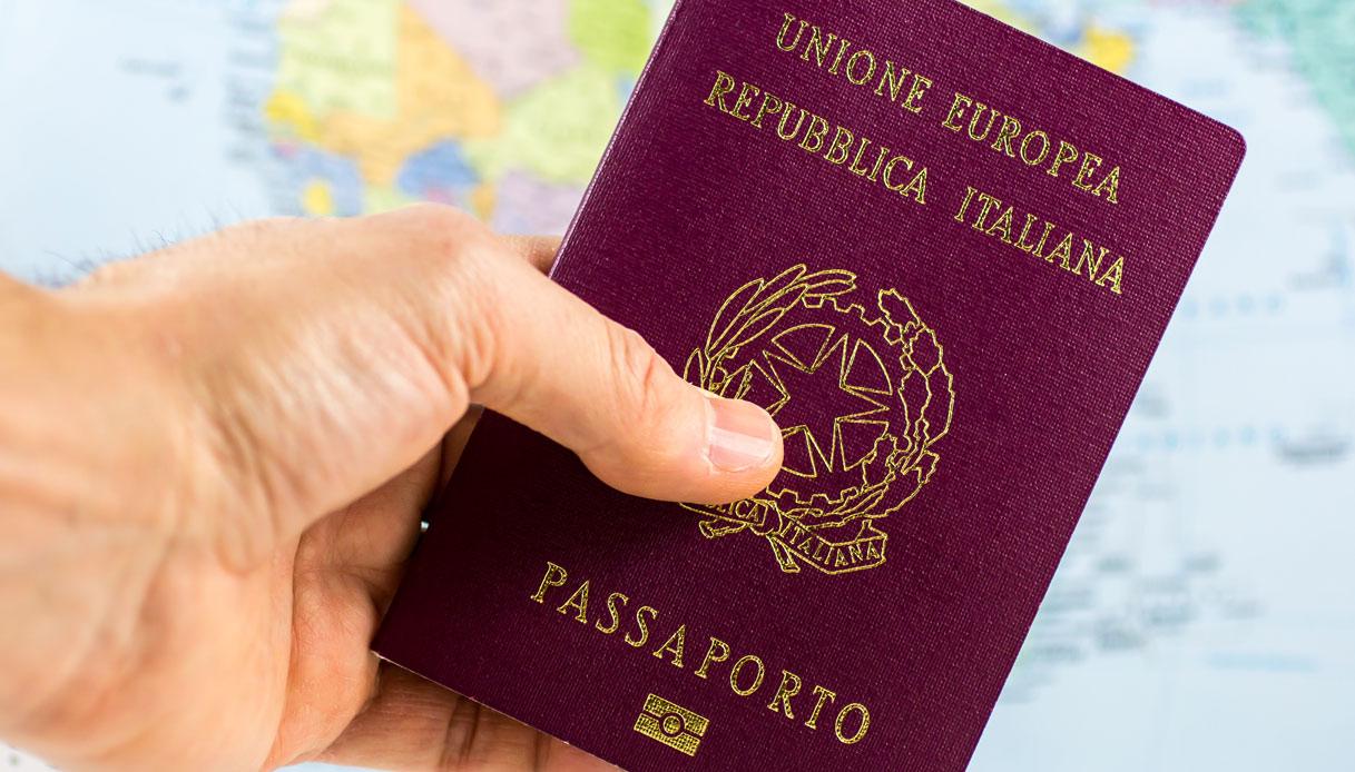 cittadinanza italiana argentina passaporto