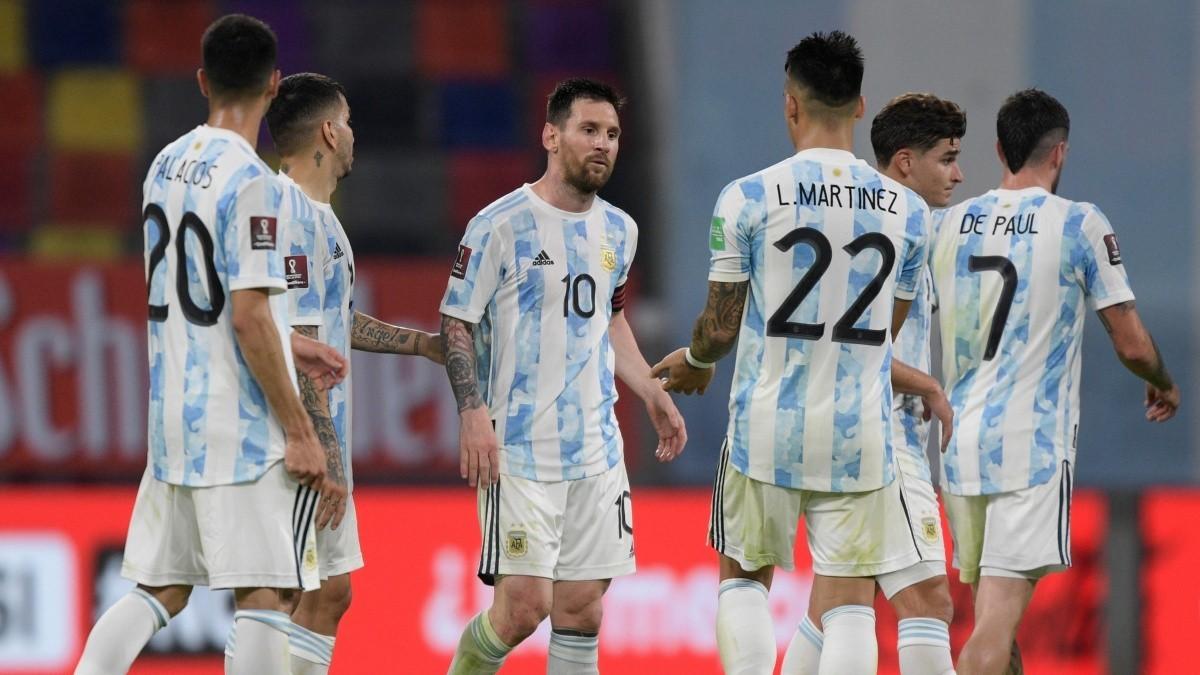 Copa América 2021, i convocati dell'Argentina. 9 gli 'italiani' e ...