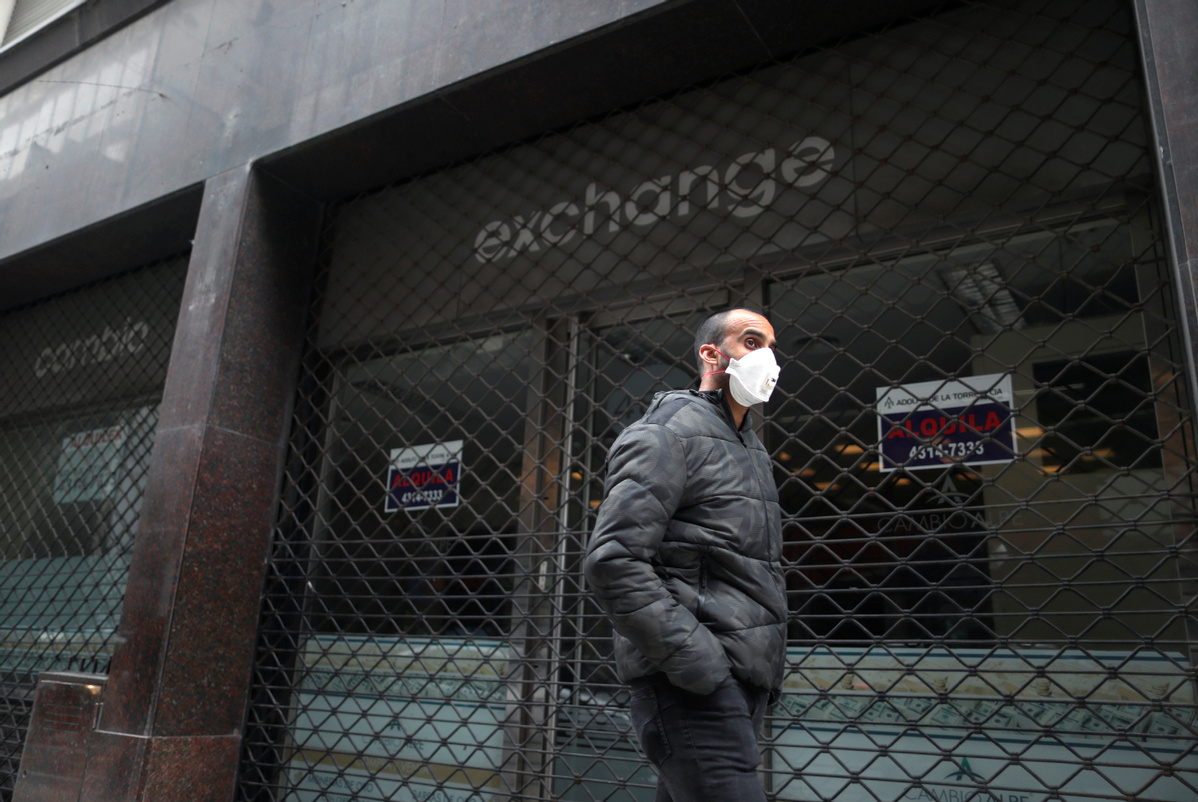 coronavirus in argentina aumento contagi giugno quarantena