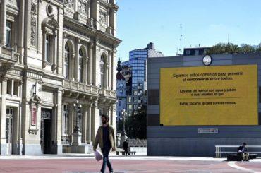 coronavirus in argentina situazione 17 marzo 2020
