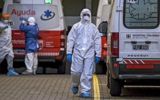 coronavirus in argentina situazione contagi morti 17 settembre