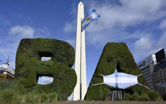 coronavirus in argentina aumento casi gennaio misure vaccini