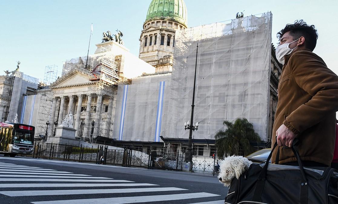 coronavirus in argentina situazione 26 aprile