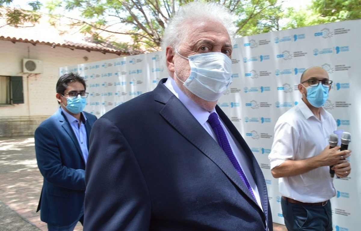 coronavirus in argentina casi varianti brasiliane p1 manaus p2 rio janeiro