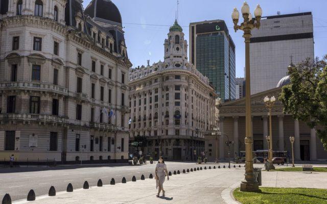 coronavirus argentina crisi economia pil 2020 previsione fmi