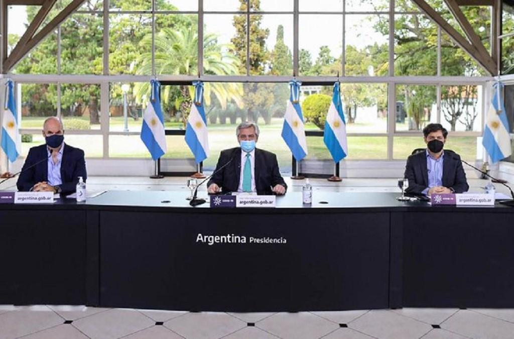 coronavirus in argentina proroga quarantena buenos aires 16 agosto