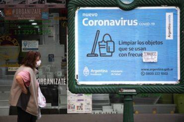 coronavirus in argentina covid casi morti 15 dicembre 2020