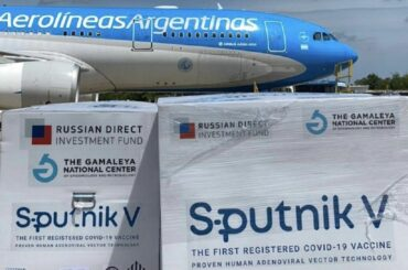 coronavirus argentina produzione vaccino sputnik v