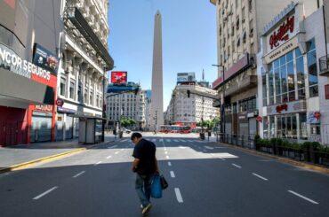 coronavirus argentina proroga distanziamento sociale 28 febbraio