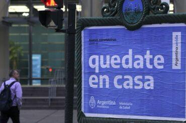 coronavirus argentina record morti seconda ondata