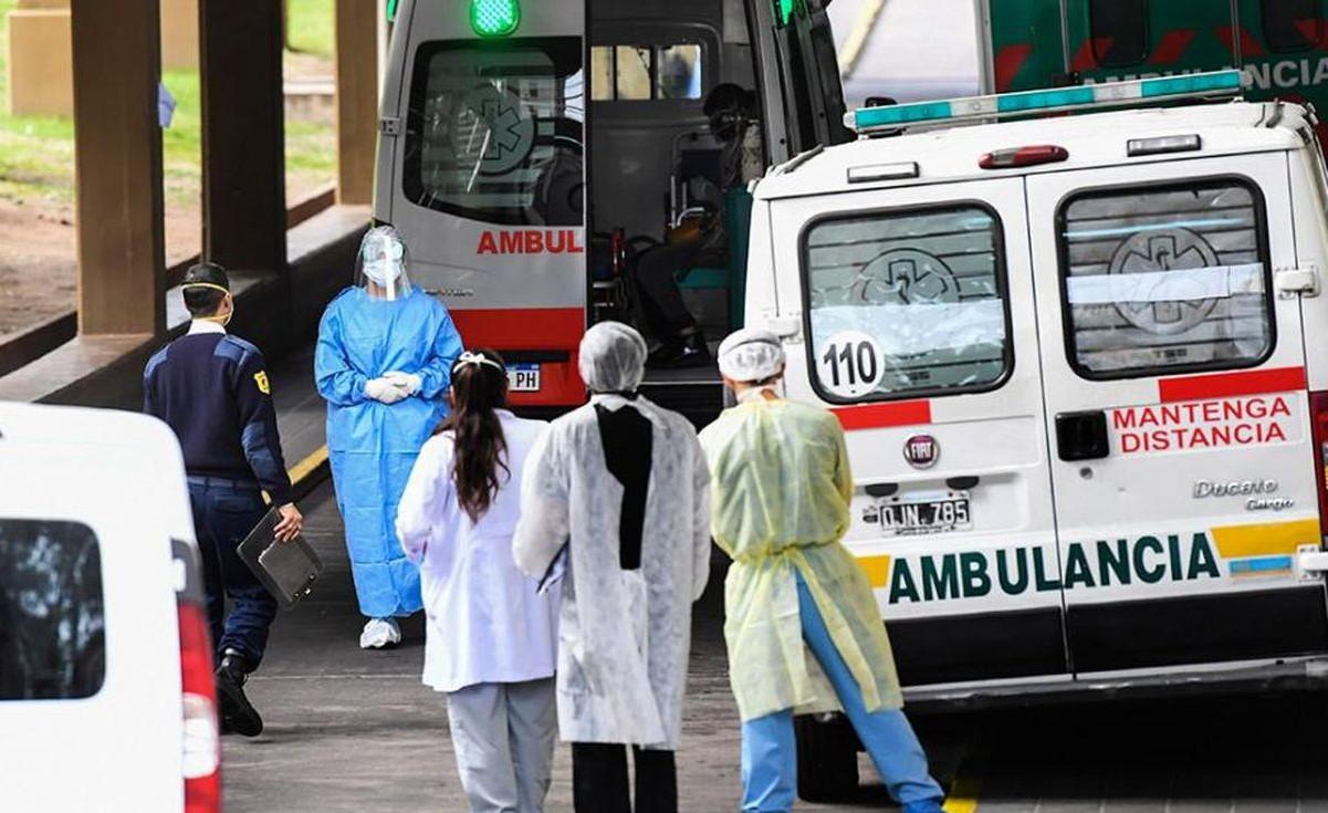 coronavirus argentina seconda ondata ospedali terapie intensive