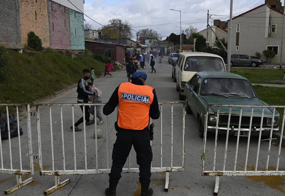 coronavirus in argentina contagi situazione area buenos aires
