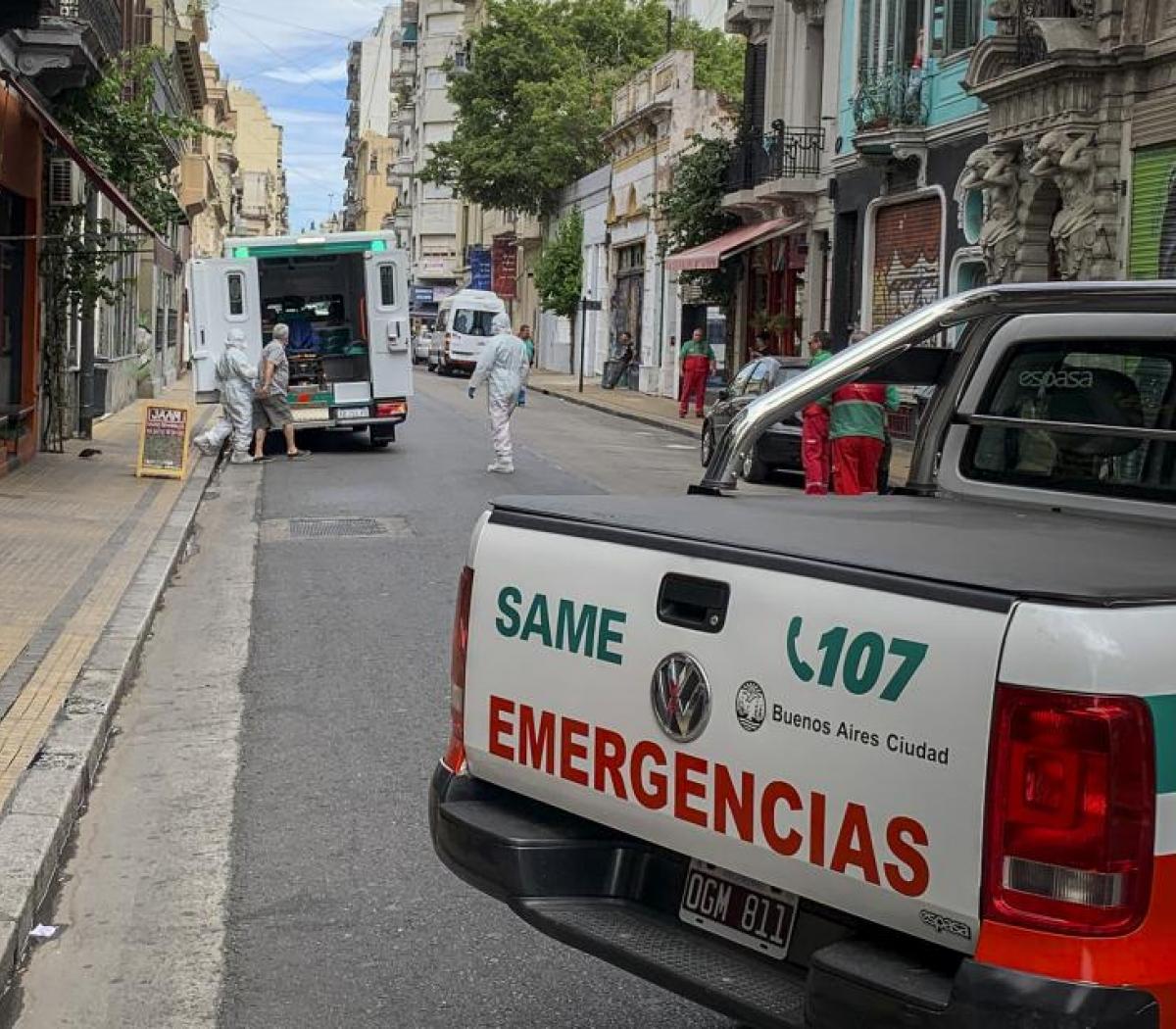 coronavirus in argentina ingresso italia isolamento